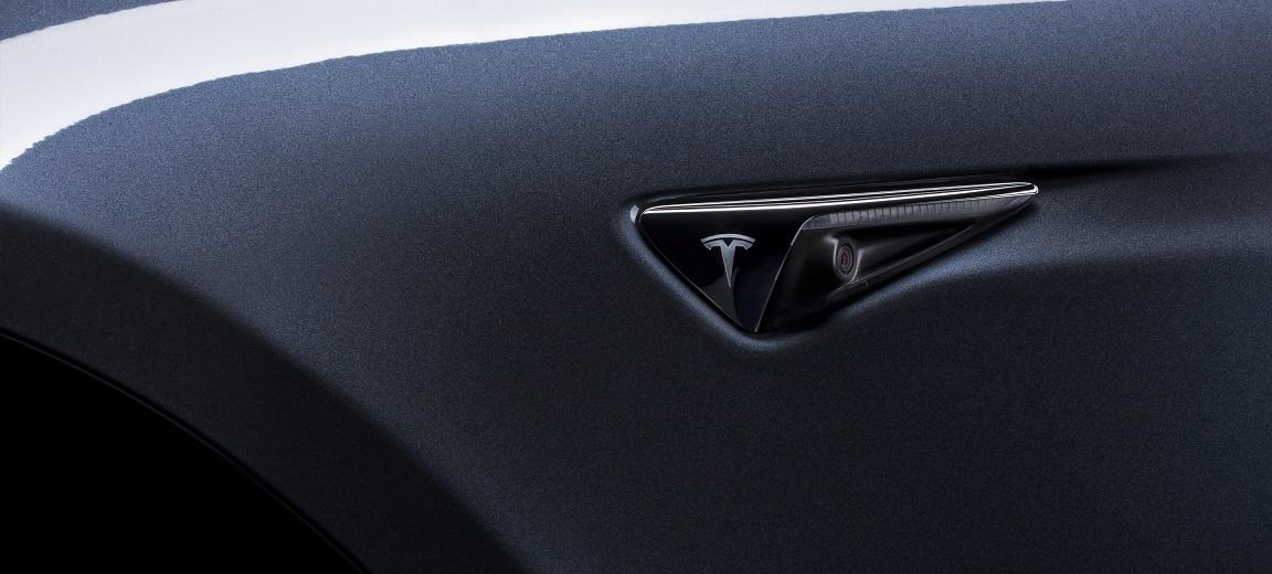 Tesla szenzorrendszer