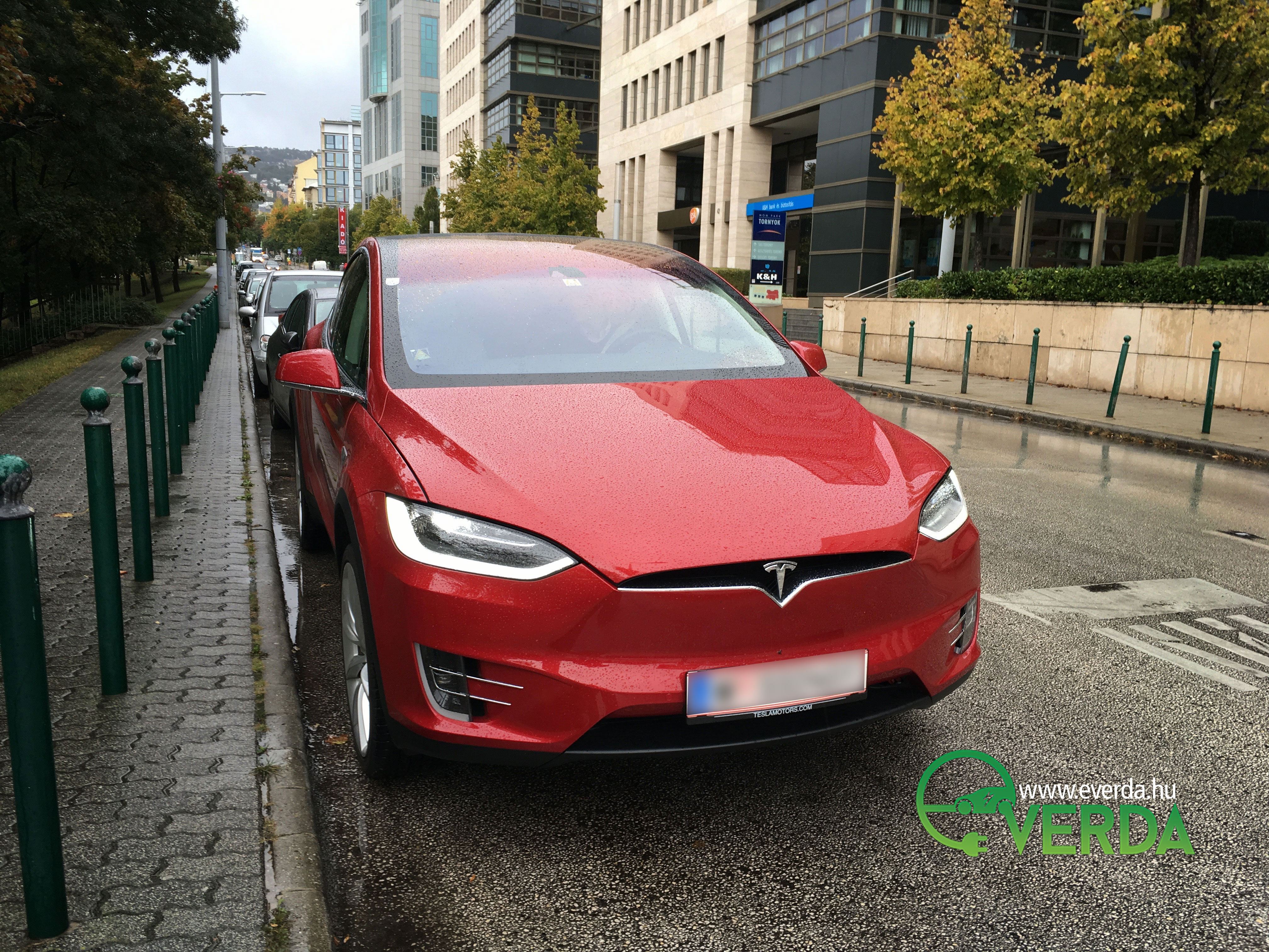 Tesla Model X - Everda.hu