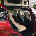 Tesla Model X Budapesten - Everda.hu